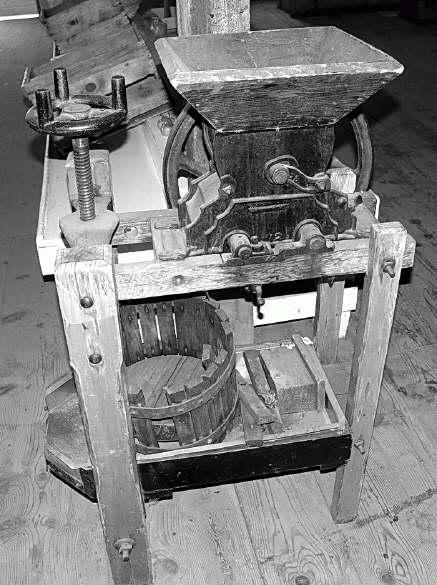 Apple Coring Machine