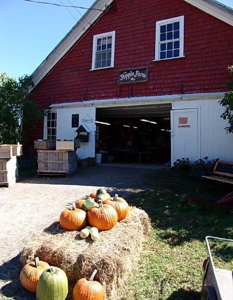 The Apple Farm in Fairfield Maine is open!